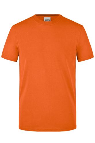Mens Workwear T-Shirt - orange