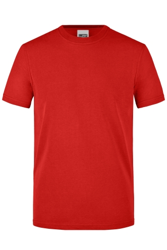 Mens Workwear T-Shirt - red