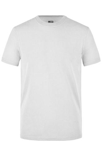 Mens Workwear T-Shirt - white