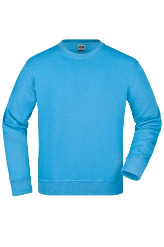 Workwear Sweatshirt - aqua