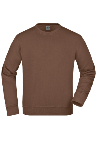 Workwear Sweatshirt - brown