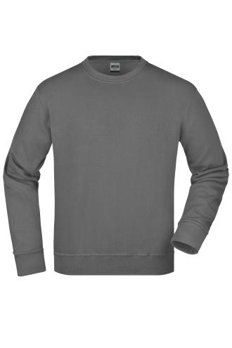 Workwear Sweatshirt - dark-grey