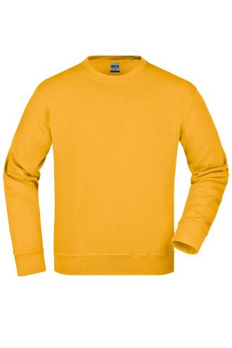 Workwear Sweatshirt - gold-yellow