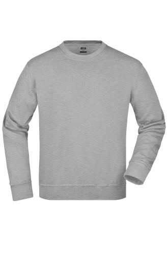 Workwear Sweatshirt - grey-heather