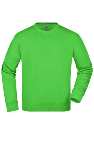 Workwear Sweatshirt - lime-green