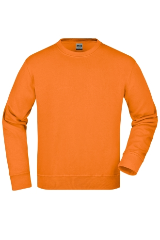 Workwear Sweatshirt - orange