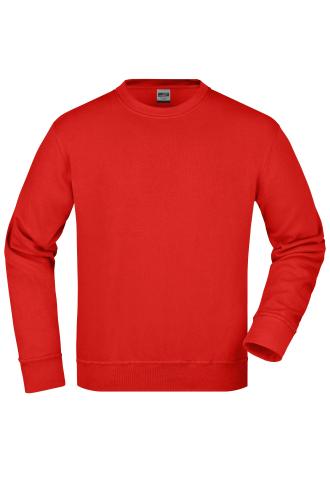 Workwear Sweatshirt - red