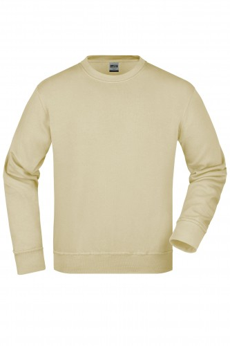 Workwear Sweatshirt - stone