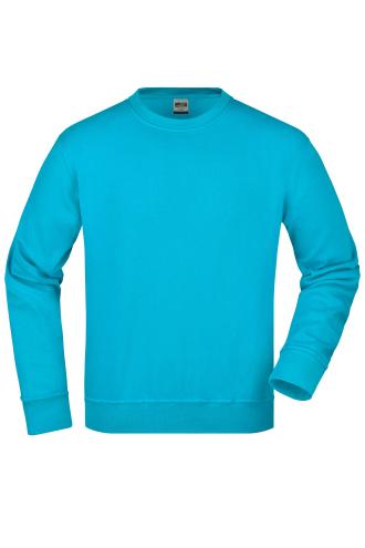 Workwear Sweatshirt - turquoise