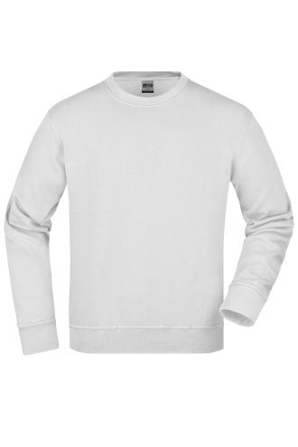 Workwear Sweatshirt - white