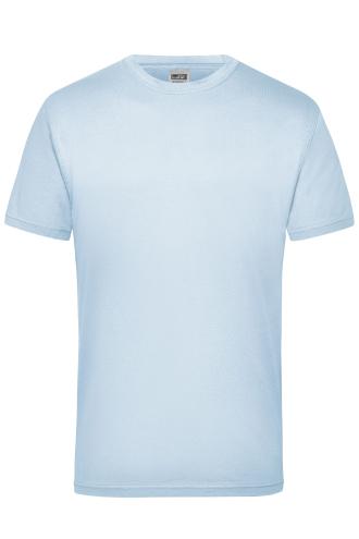 Workwear-T Men - light-blue