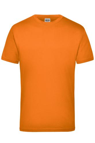 Workwear-T Men - orange