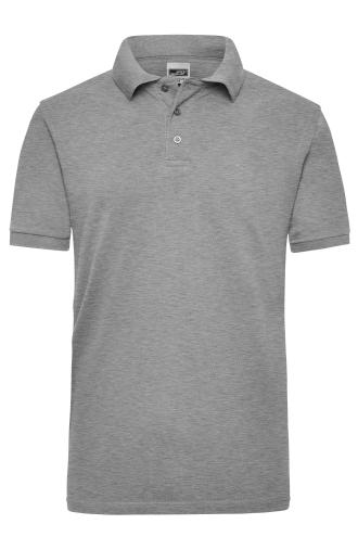 Workwear Polo Men - grey-heather