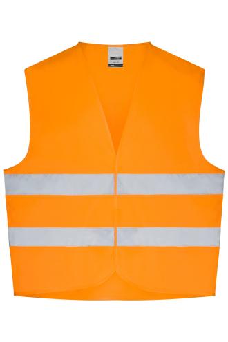 Safety Vest - fluorescent-orange