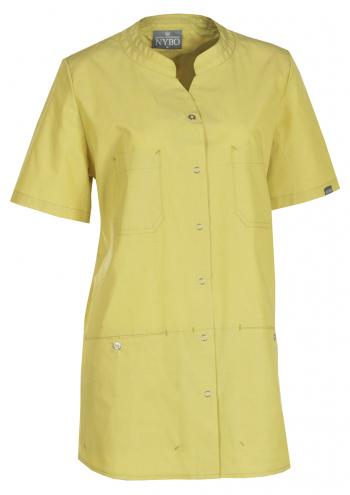NATURE Damenkasack - gelb