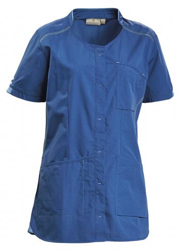 SPORTY Damenkasack - blau