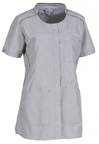 SPORTY Damenkasack - grau