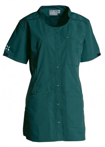 SPORTY Damenkasack - dunkelgrün