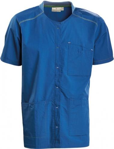 SPORTY Unisex-Kasack - blau