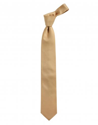 Krawatte Grado - ocker