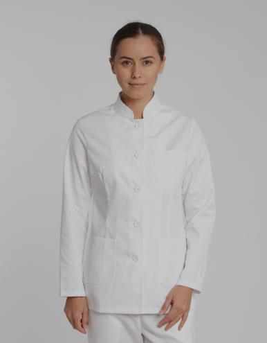 Damen Jacke Modena Classic - weiß