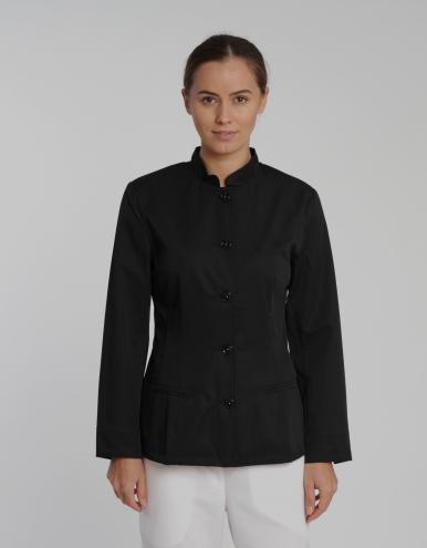 Damen Jacke Lana Classic - schwarz
