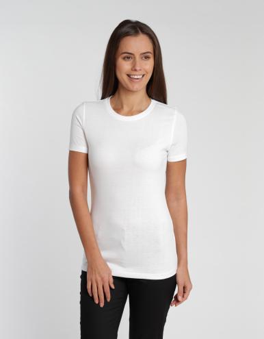Damen T-Shirt Ragusa - weiß