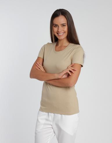 Damen T-Shirt Ragusa - natur