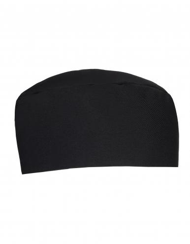 Kochmütze Pineto Classic - schwarz