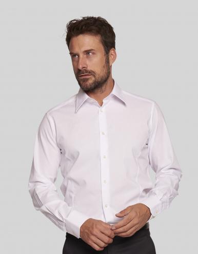 Pesaro Man Hemd - weiß