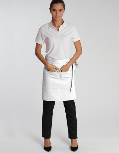 Roma Bag Classic - Schürze - weiß 50 X 78 cm