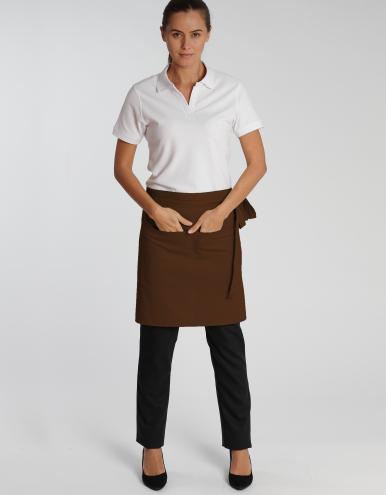 Roma Bag Classic - Schürze - toffee 50 X 78 cm