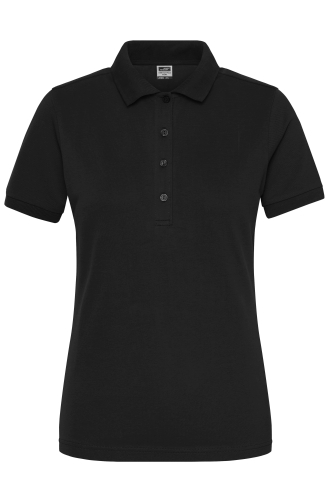 Ladies BIO Stretch-Polo Work - SOLID -