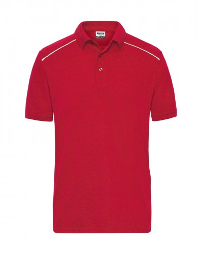 Mens  Workwear Polo - SOLID -